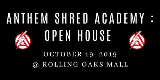 Anthem Shred Academy : Open House