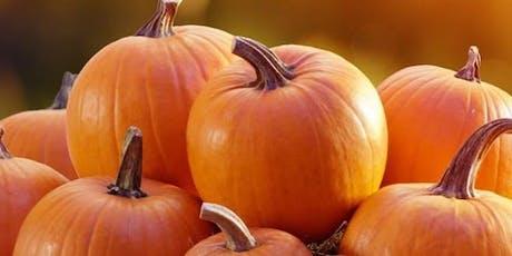 Pumpkin N' Spice tickets