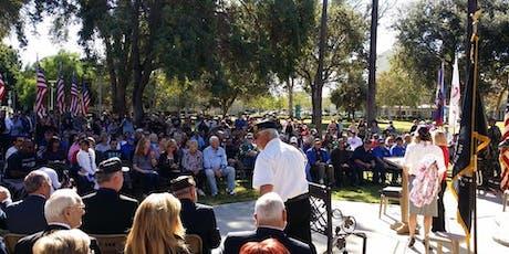 Veterans Day Ceremony in Escondido tickets