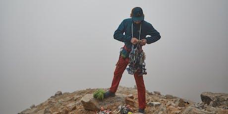 Climbing the Grampians with Arc'teryx tickets