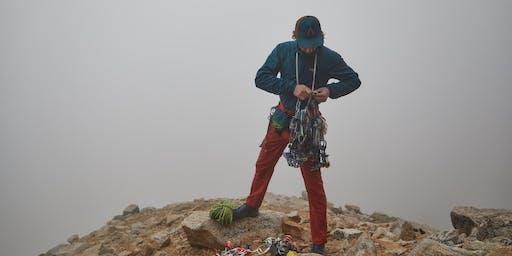 Climbing the Grampians with Arc'teryx