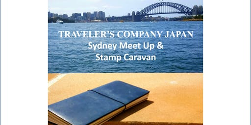 TRAVELER'S notebook Sydney Meet Up