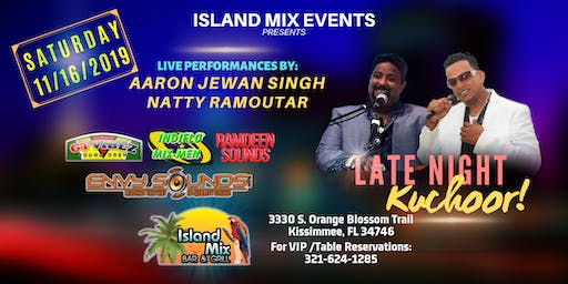 Island Mix Presents: Late Night Kuchoor
