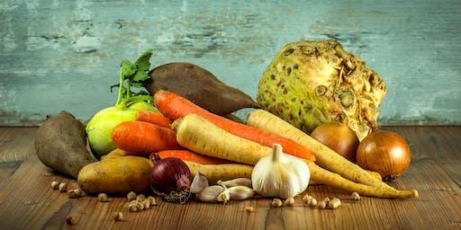 Human Centered Design Jam for Food Security