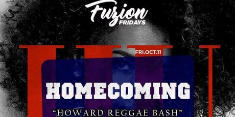 Fuzion Fridays OPEN BAR! (Soca | Afrobeats | Caribbean) @DMVSocialEvents tickets