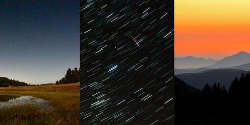 Night Shoot & Meteor Shower - 1st Annual