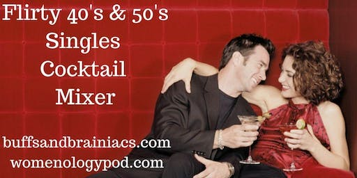 Flirty Forties & Fifties Cocktail Party