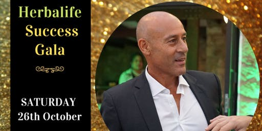 Herbalife Success Gala October 26th
