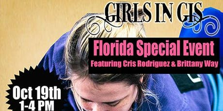 Girls in Gis Florida-Tampa Special Event tickets