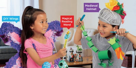 Lakeshore's Free Crafts for Kids World of Fantasy Saturdays in November (The Woodlands) tickets