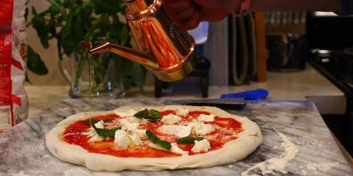 @PizzaDaMichelino NFL Sunday Pizza Pop-Up at TVB: by Pax Romana