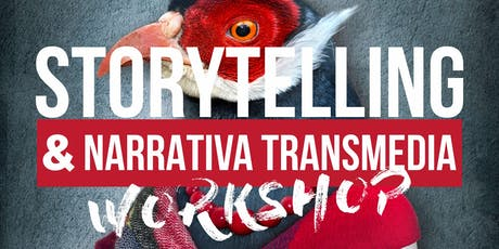 Workshop Storytelling & Narrativa Transmedia boletos