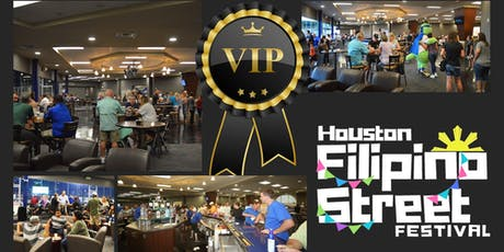 VIP Experience: Houston Filipino Street Festival tickets