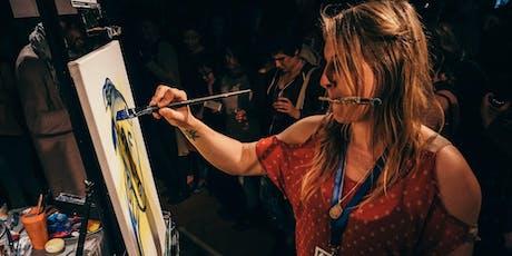 Art Battle Squamish - November 8, 2019 tickets