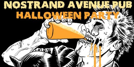 Halloween Dancin' in Bklyn at Nostrand Avenue Pub! tickets