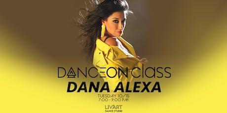 DanceOn Class with Dana Alexa tickets