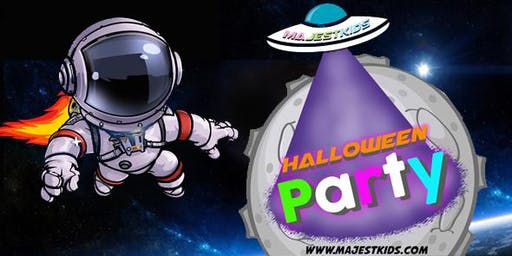 Out of this World Halloween Party