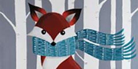Woodland fox - beginners welcome tickets
