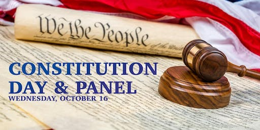2019 U.S. Constitution Day and Panel
