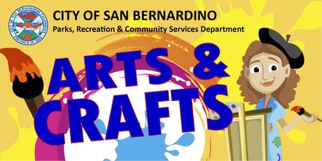 FALL #3: Arts & Crafts for Kids 7-9 tickets