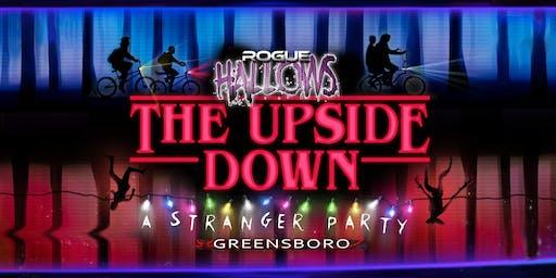Rogue Hallows 'The Upside Down' Greensboro 10/30