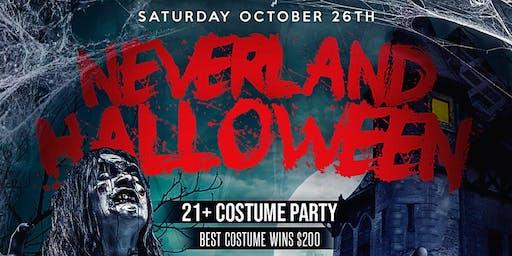 Neverland Halloween