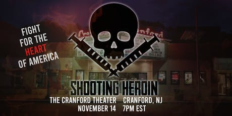 """""""Shooting Heroin"""" - Cranford Theatre Premiere tickets"""