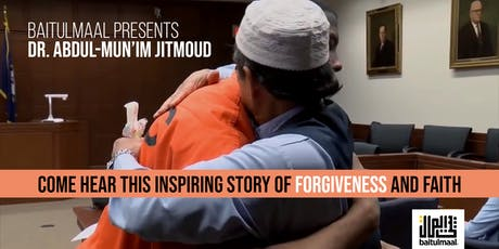 Baitulmaal Presents  Dr. Abdul-Mun'im Jitmoud at Masjid Al-Islam tickets