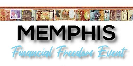 Trade House Investment Group Presents (Financial Freedom Event- Memphis)