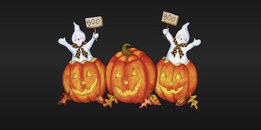 Halloween Party for La Vida Mama