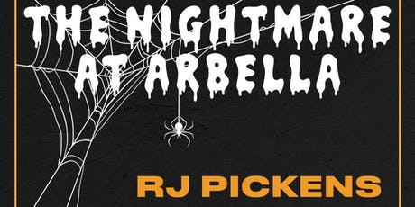 Secret Garden presents Nightmare at Arbella tickets