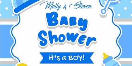 Molly & Steven Baby Shower tickets