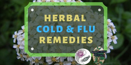Herbal Cold & Flu Remedies tickets