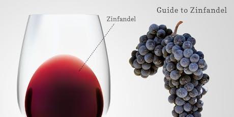 Zinfandel Wine & Food Pairing tickets