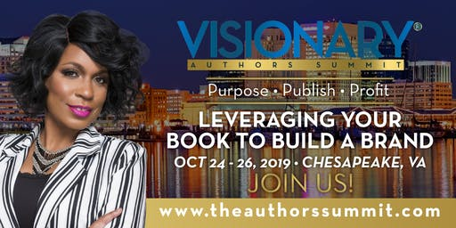 The Visionary Authors Summit - October 24-25