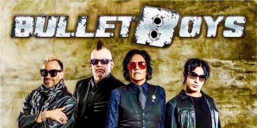 Bullet Boys At The Rail Club Live(RCL Members Free)