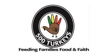 500 Turkeys Meal Distribution - Nov 23, 2019 | 10a-1p