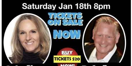 Comedy Night with Jody Sloane and Rob Steen tickets
