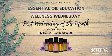 Wellness Wednesday - Intro to Oils tickets