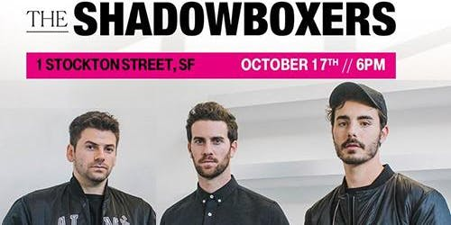 Free VIP Concert: Free Food, Drinks & Live Performance by THE SHADOWBOXERS