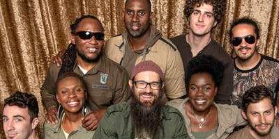 Groundation plus The Delirians