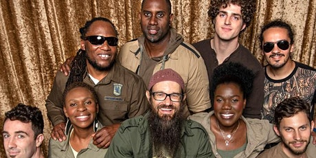 Groundation with The Delirians tickets