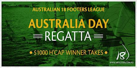 3 Australia Day Ragatta $1000 H'Cap Winner Takes tickets