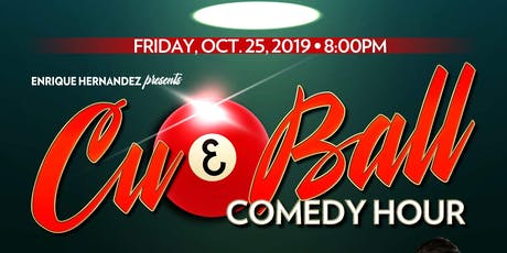 Cue Ball Comedy Night tickets