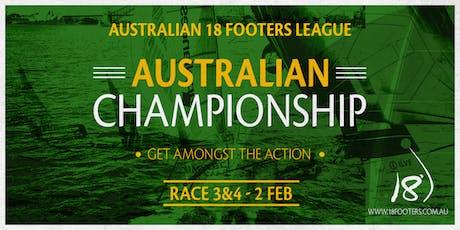 Australian Championship - Race 3 &4 tickets