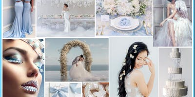 Winter Wedding Styled  Shoot Out at Whimsy Pasadena