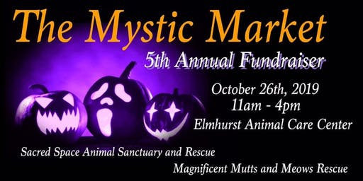 Mystic Market Annual Fundraiser and Adoption Event