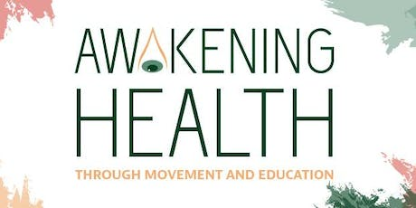 Awakening Health tickets