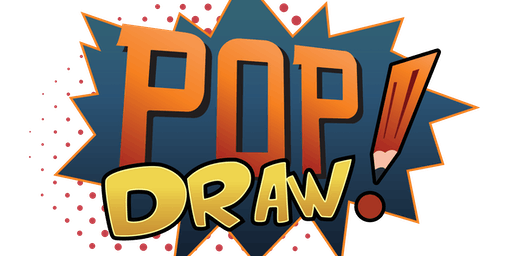 Cosplay Sketch night with Pop Draw at LI Comic book Expo!