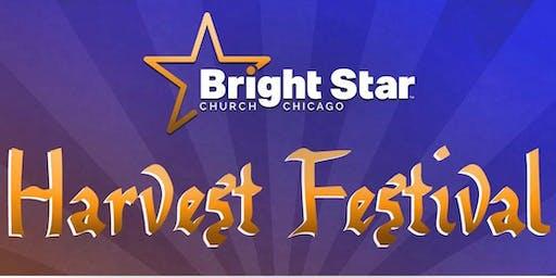 Bright Star Church Harvest Festival